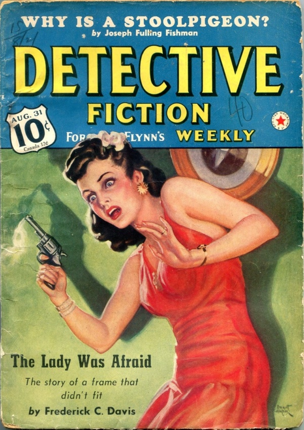 Detective Fiction Weekly August 31 1940