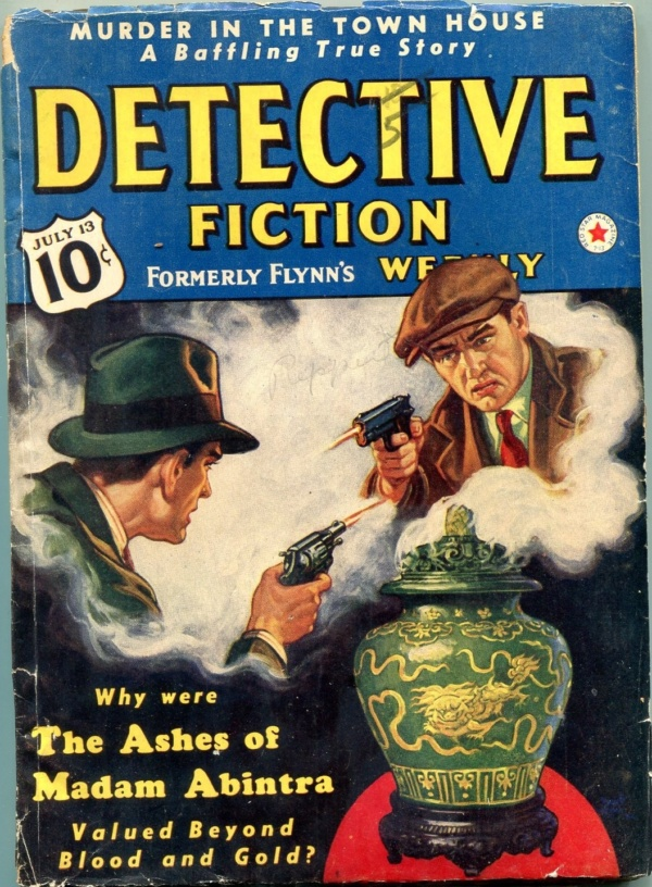 Detective Fiction Weekly July 13 1940