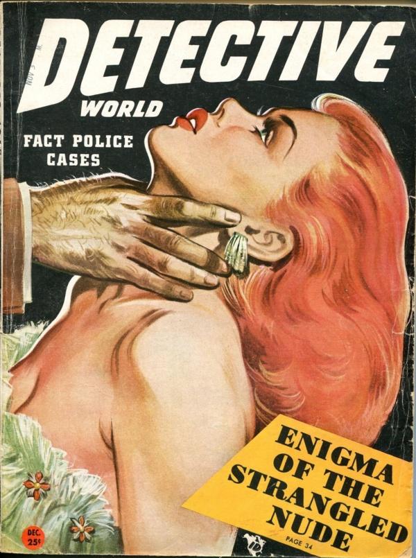 Detective World December 1948