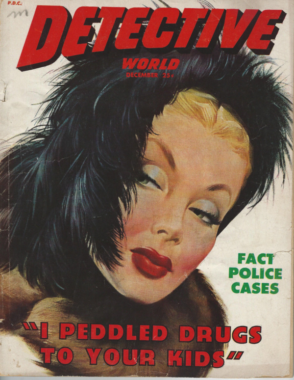 Detective World December 1951