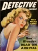 Detective World January 1950 thumbnail