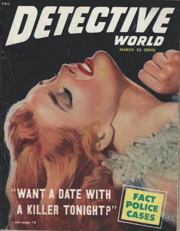 Detective World March 1951