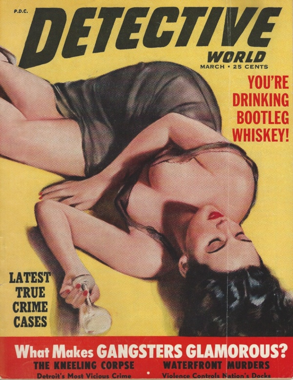 Detective World March 1953