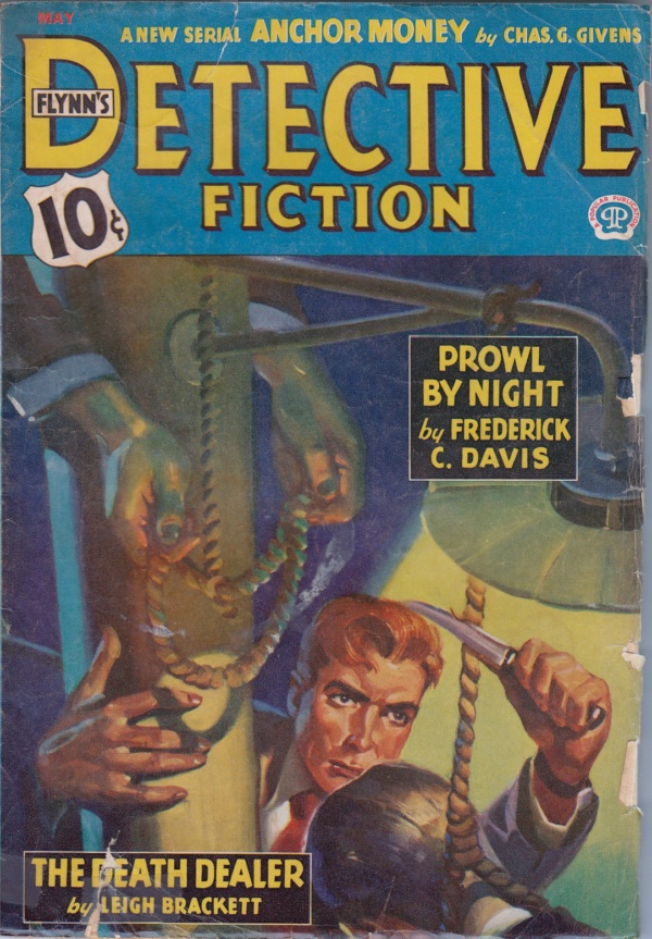 FLYNN'S DETECTIVE FICTION May 1943