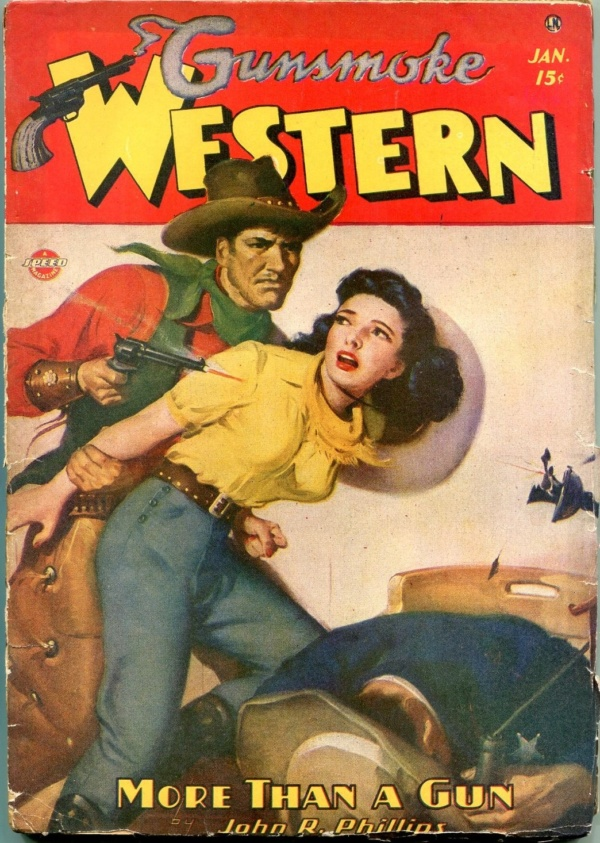 Gunsmoke Western January 1947