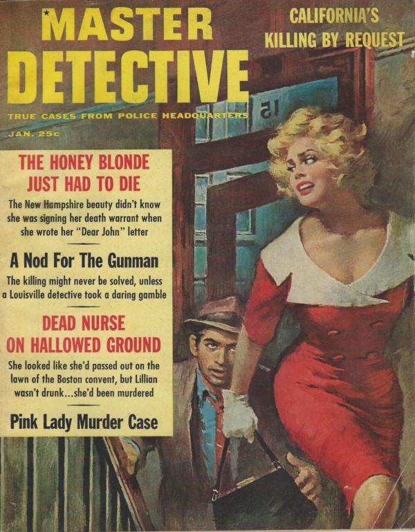 Master Detective January 1962