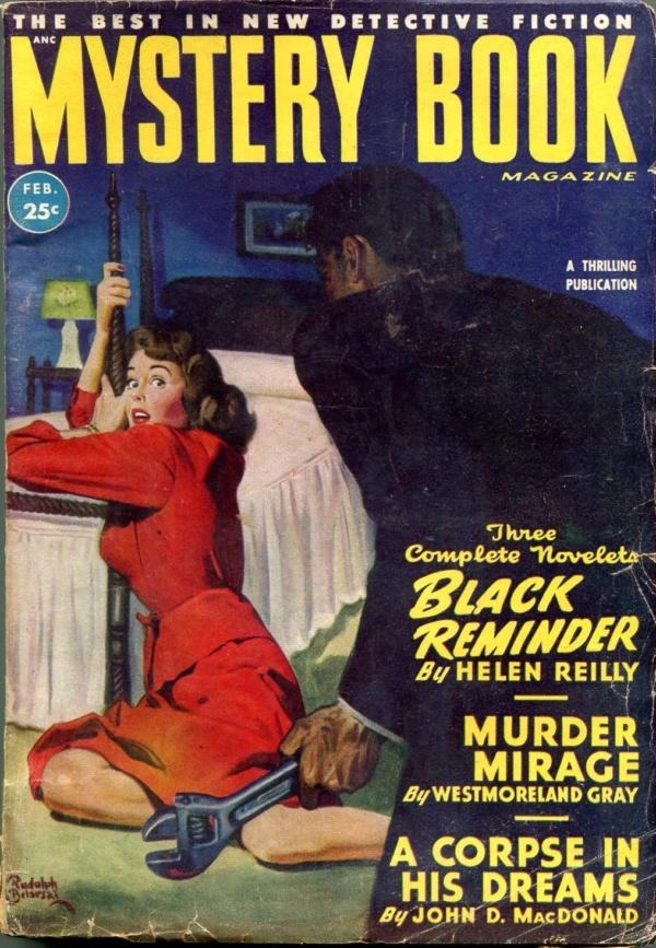Mystery Book February 1949