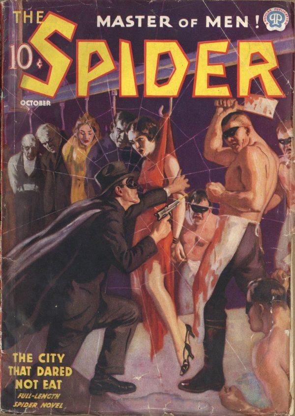 October, 1937. Spider