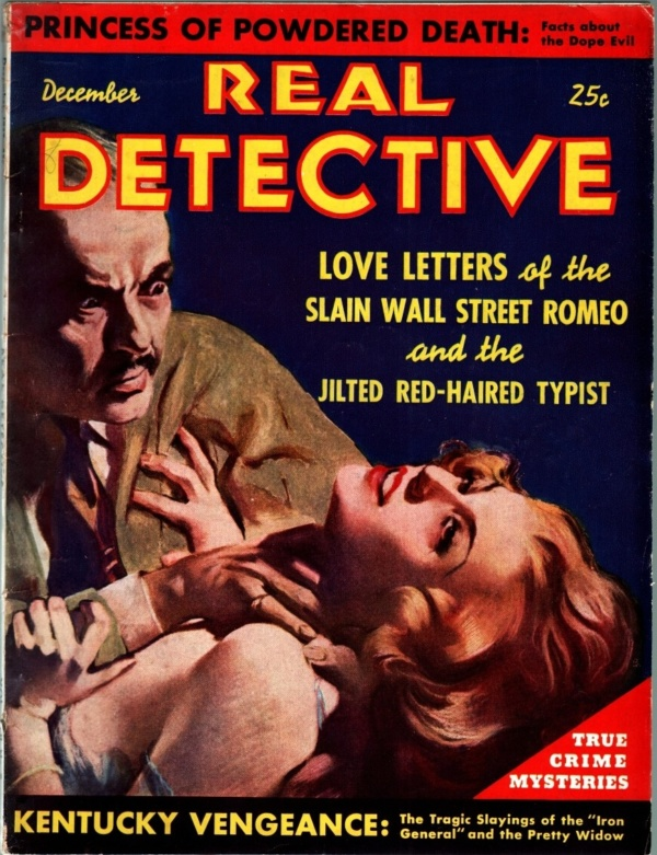 Real Detective December 1937