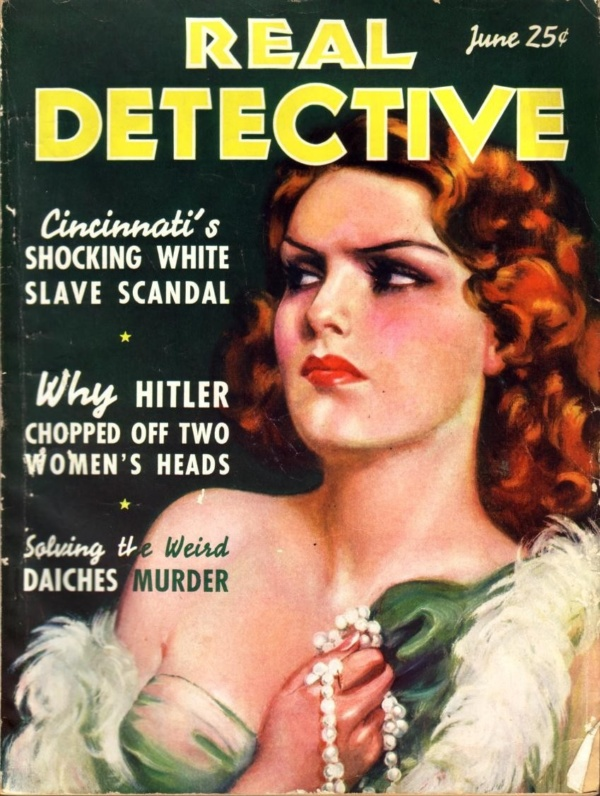 Real Detective June 1935