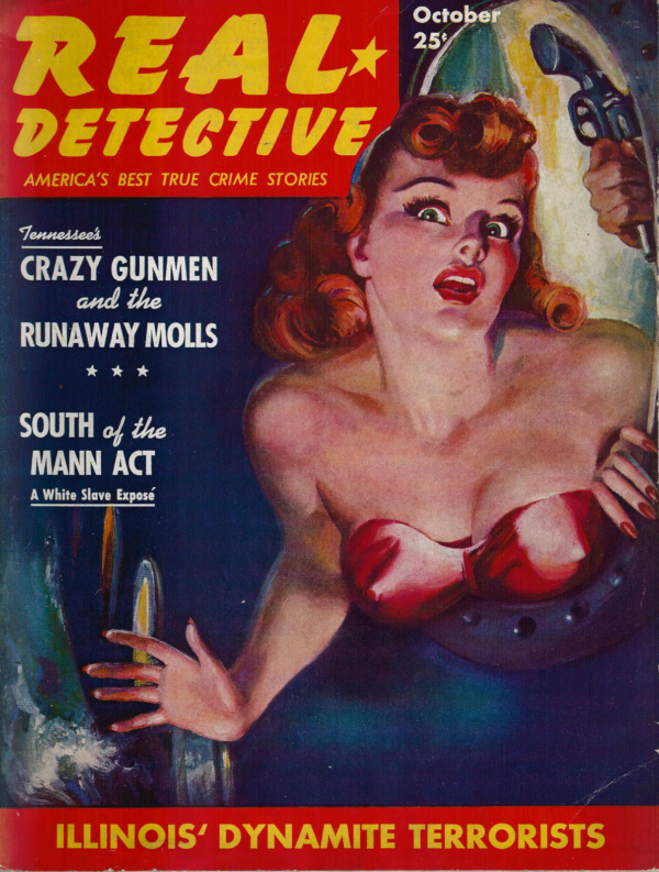 Real Detective October 1940