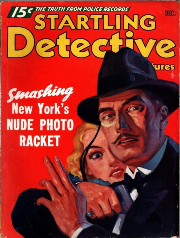 Startling Detective Adventures December 1935