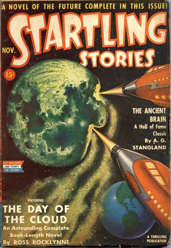 Startling Stories November 1942