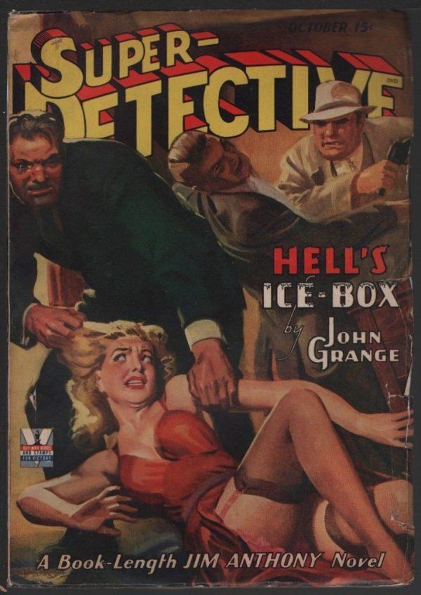 Super Detective 1942 October
