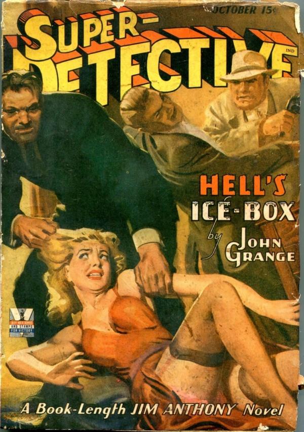 Super-Detective October 1942