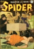 THE SPIDER. April, 1937 thumbnail
