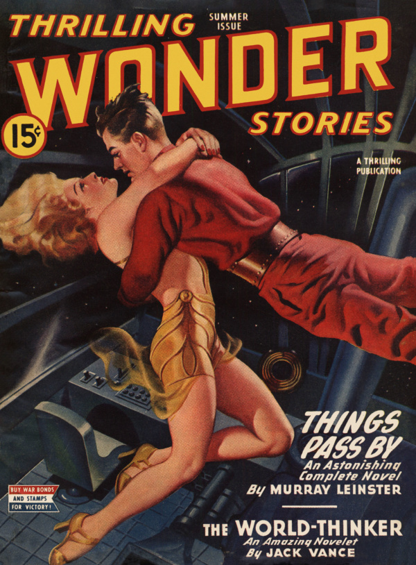 Thrilling Wonder Stories Summer 1945