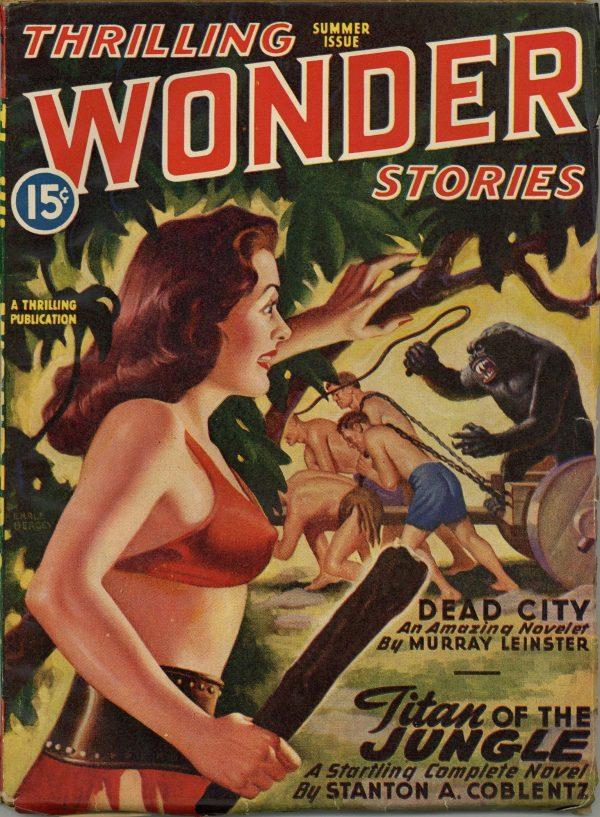 Thrilling Wonder Stories Summer 1946