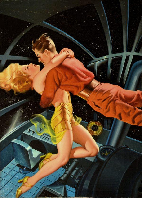 Thrilling Wonder Stories pulp, Summer 1945