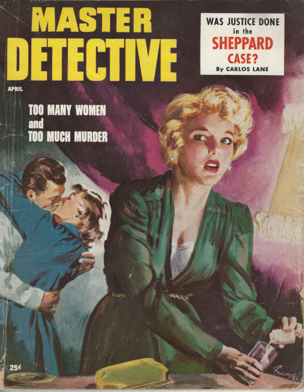 True Crime April 1955