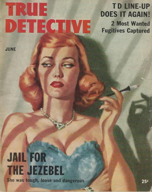 True Detective June 1952