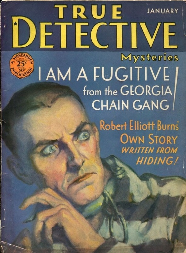 True Detective Mysteries January 1931