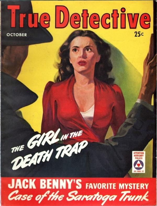 True Detective October 1942