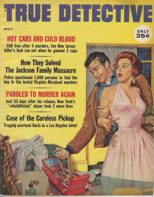 True Detective October 1960