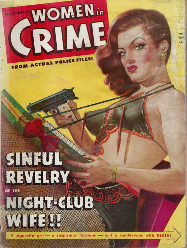 Women in Crime November 1948