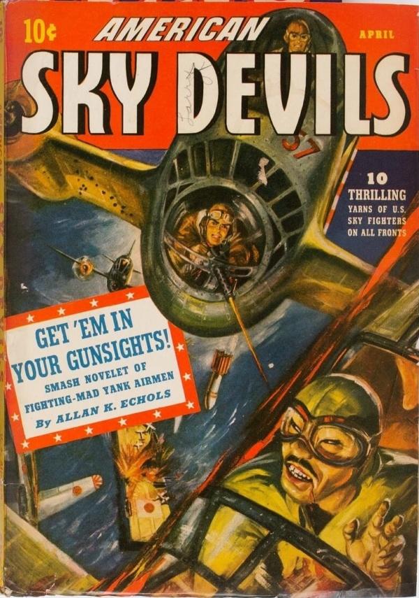 American Sky Devils April 1943