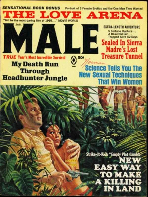 Male January 1969