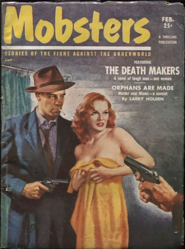 Mobsters 1953 February