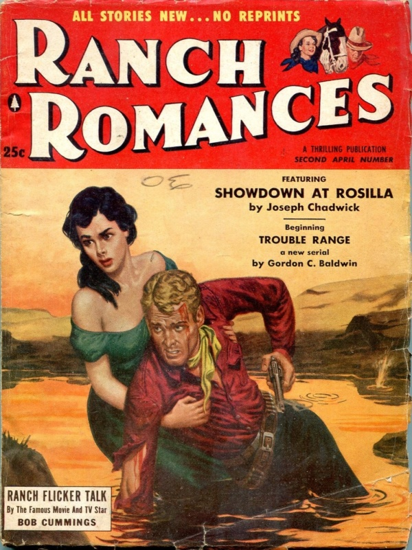 Ranch Romances April 2  1956