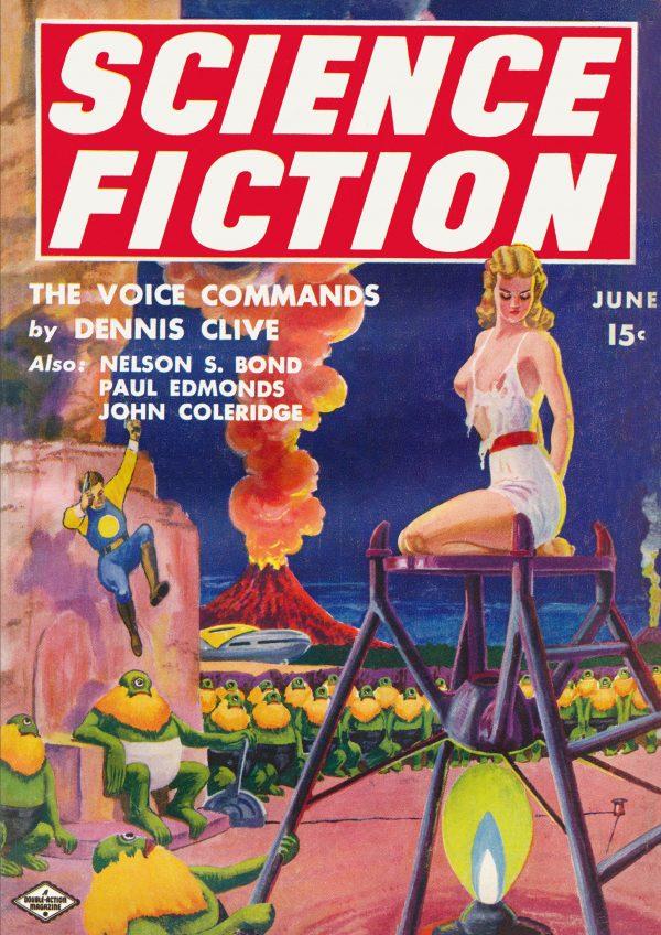 Science Fiction Magazine June 1940