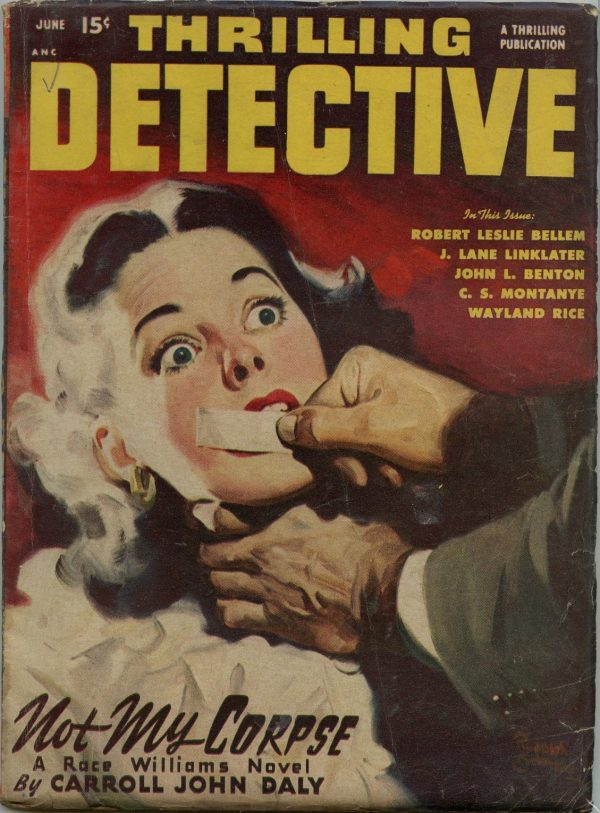 Thrilling Detective June 1948