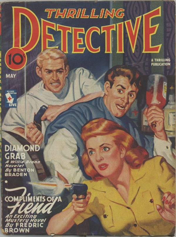 Thrilling Detective May 1945