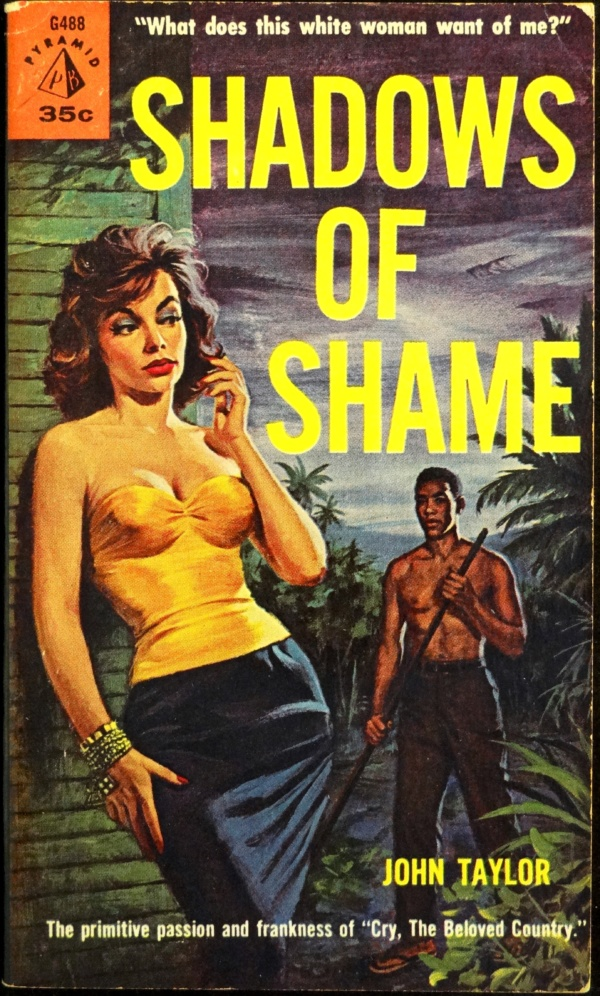 Pyramid G-488 (March, 1960). Second Printing. Cover Art by Tom Miller
