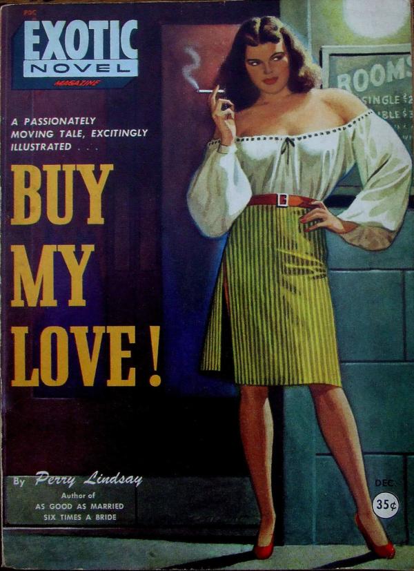 Exotic Novel December 1949