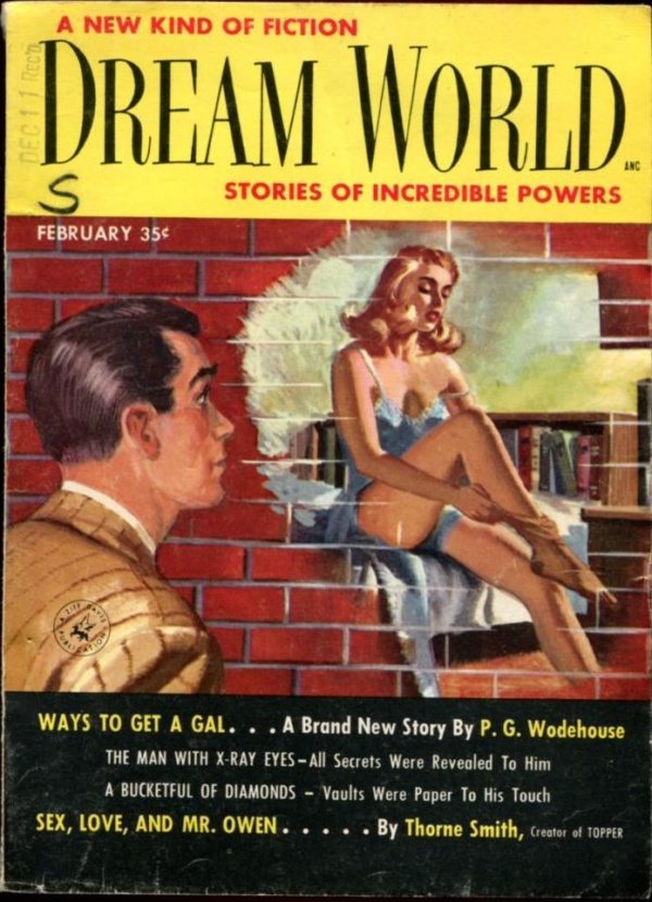 DREAM WORLD Volume 1 #1 February 1957