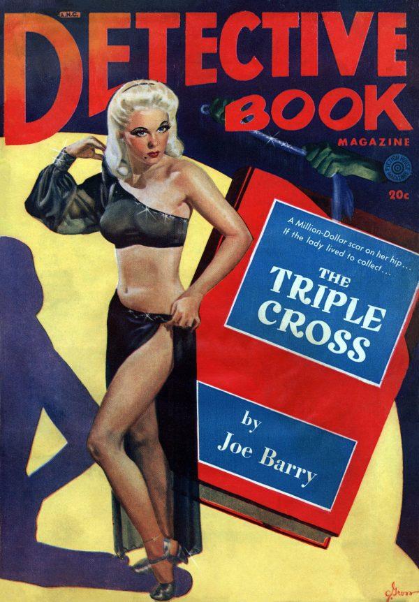 Detective Book December 1949