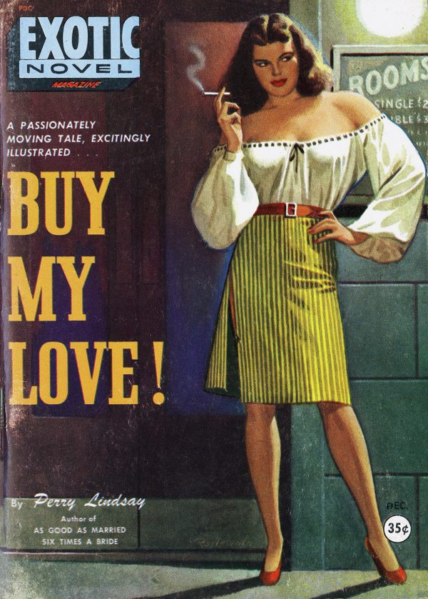 Exotic Novel Magazine December 1949