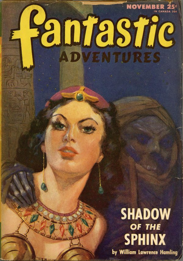 Fantastic Adventures November 1946