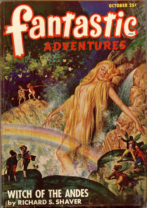 Fantastic Adventures Oct. 1947