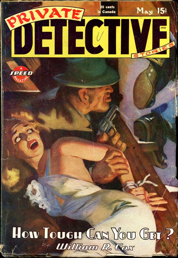 PRIVATE DETECTIVE STORIES. May, 1946
