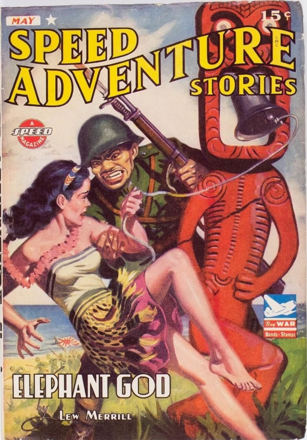 Speed Adventure Stories - May 1943