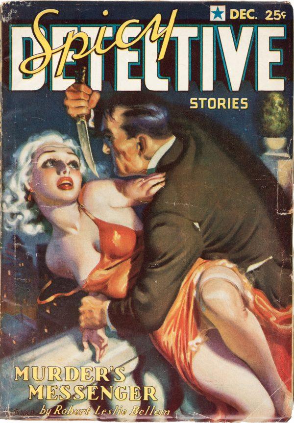 Spicy Detective - December 1935