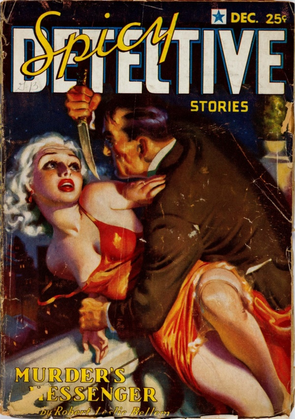 Spicy Detective Stories - December 1935