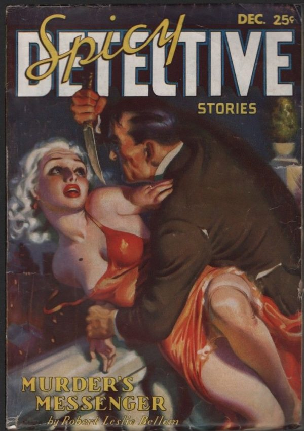 Spicy Detective1935 December