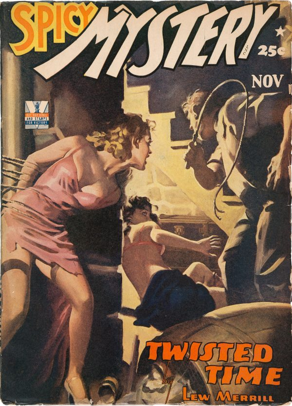 Spicy Mystery Stories - November 1942