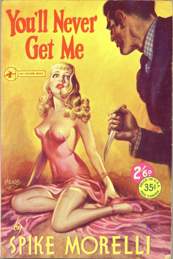 Archer Books Digest #8 1950